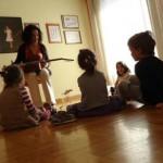 Τάξη Καλλιτεχνικού Νηπιαγωγείου