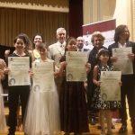Διαγωνισμοί – Σεμινάρια - 2016