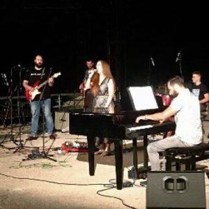 Συναυλία μοντέρνας μουσικής  Ευριπίδειο θέατρο ρεματιάς Χαλανδρίου