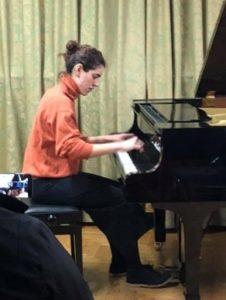 Συναυλία των απόφοιτων σπουδαστών των τμημάτων κιθάρας & πιάνου - 15/02/2020
