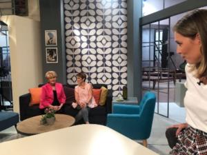 Συνέντευξη της διευθύντριας του ωδείου Μαρίας Κανατσούλη-Παπαδιαμάντη στην ΕΡΤ2 - 09/11/2019